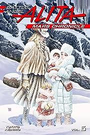 Battle Angel Alita Mars Chronicle Vol. 6