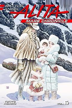 Battle Angel Alita Mars Chronicle Tome 6