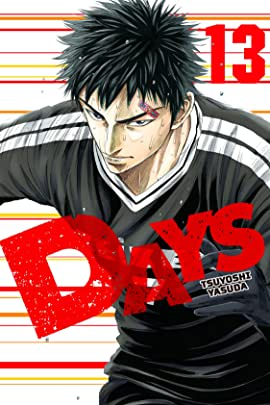 DAYS Tome 13