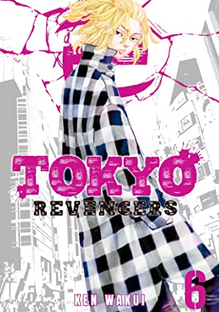 Tokyo Revengers Tome 6