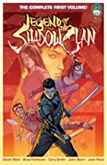 Legend of The Shadow Clan Vol. 1