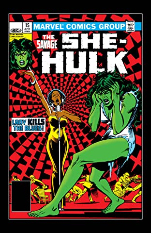 Savage She-Hulk (1980-1982) No.15