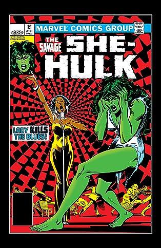 Savage She-Hulk (1980-1982) #15