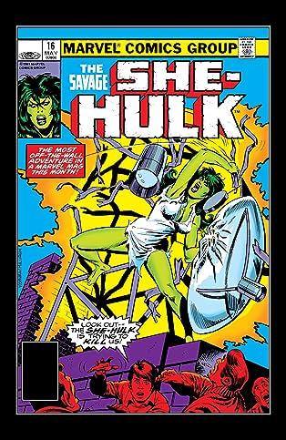 Savage She-Hulk (1980-1982) #16