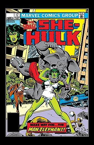 Savage She-Hulk (1980-1982) #17