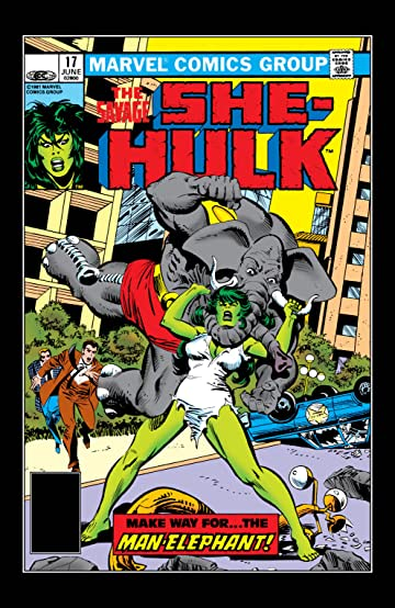Savage She-Hulk (1980-1982) #17