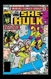 Savage She-Hulk (1980-1982) #18
