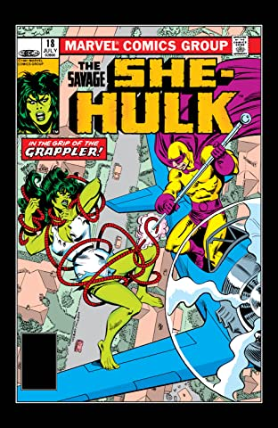 Savage She-Hulk (1980-1982) No.18