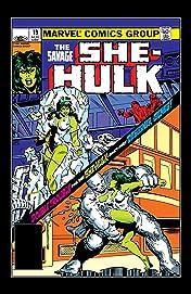 Savage She-Hulk (1980-1982) #19