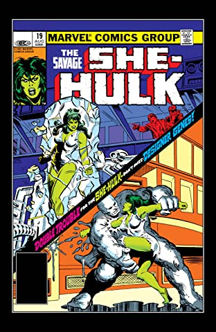 Savage She-Hulk (1980-1982) No.19