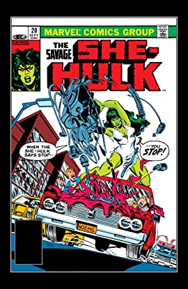 Savage She-Hulk (1980-1982) #20