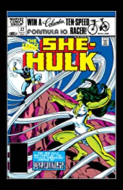 Savage She-Hulk (1980-1982) #22