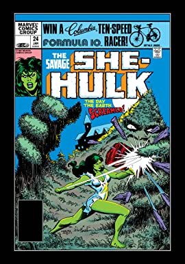 Savage She-Hulk (1980-1982) #24
