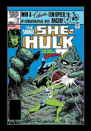 Savage She-Hulk (1980-1982) #24