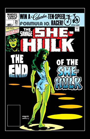 Savage She-Hulk (1980-1982) #25