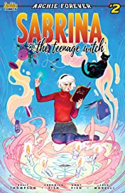Sabrina The Teenage Witch (2019-) #2