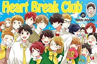 Heart Break Club Tome 15