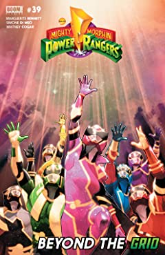 Mighty Morphin Power Rangers #39