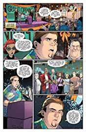 Saban's Go Go Power Rangers #20