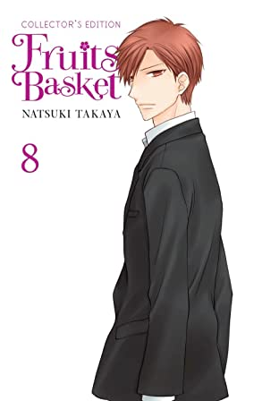 Fruits Basket Collector's Edition Tome 8