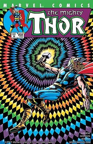Thor (1998-2004) #38