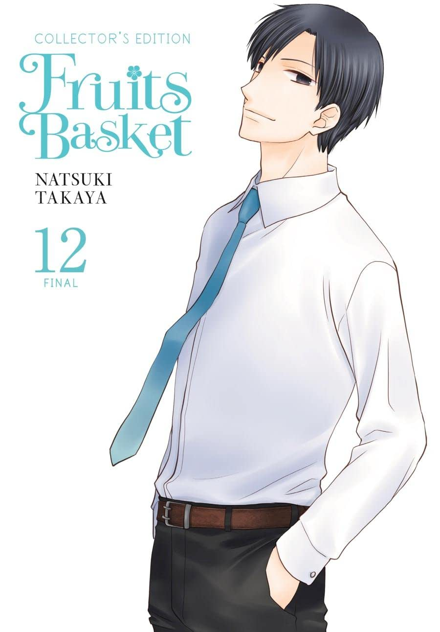 Fruits Basket Collector's Edition Vol. 12