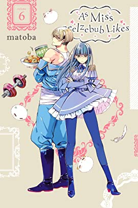 As Miss Beelzebub Likes Vol. 6