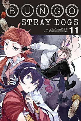 Bungo Stray Dogs Vol. 11