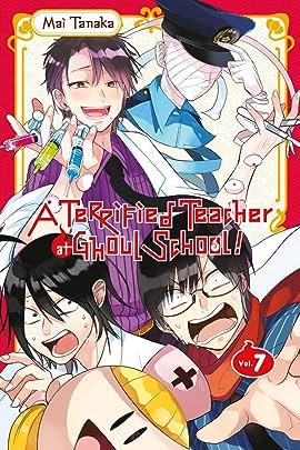 A Terrified Teacher at Ghoul School! Vol. 7