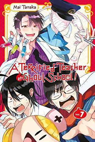 A Terrified Teacher at Ghoul School! Tome 7