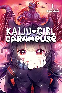Kaiju Girl Caramelise Vol. 1