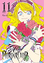 Alice in Murderland Vol. 11