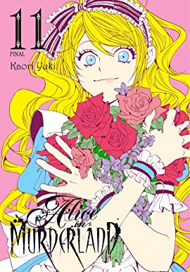 Alice in Murderland Vol. 11