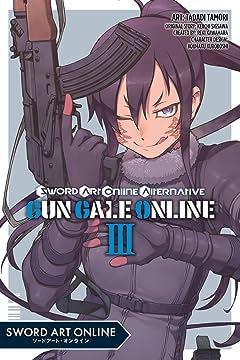 Sword Art Online Alternative Gun Gale Online Tome 3