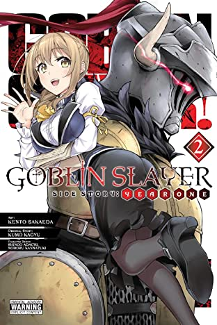Goblin Slayer Side Story: Year One Tome 2