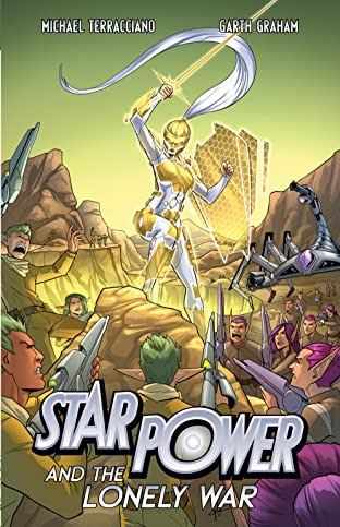 Star Power & The Lonely War Tome 4
