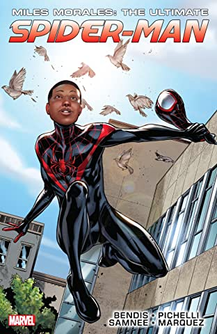 Miles Morales: Ultimate Spider-Man Ultimate Collection Tome 1