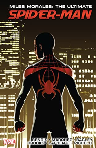 Miles Morales: Ultimate Spider-Man Ultimate Collection Tome 3