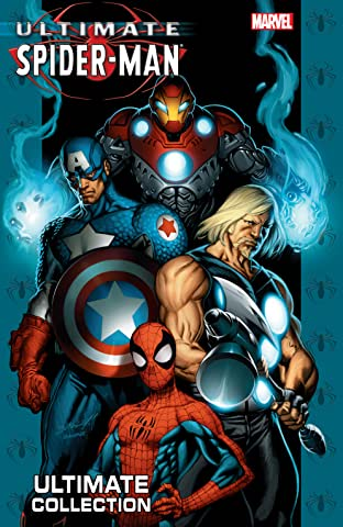 Ultimate Spider-Man: Ultimate Collection Tome 6