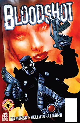 Bloodshot (1997-1998) No.13