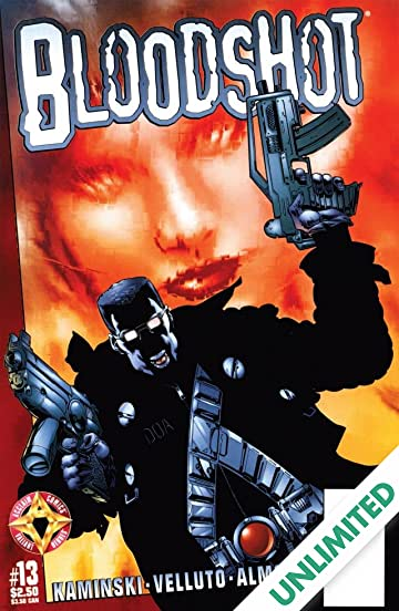 Bloodshot (1997-1998) #13