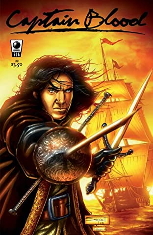 Captain Blood: Odyssey #1 (of 5)