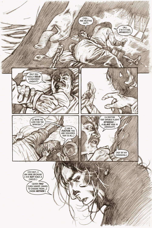 Captain Blood: Odyssey No.1 (sur 5)