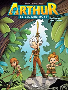 Arthur et les minimoys Vol. 1: La Course des 7 Terres
