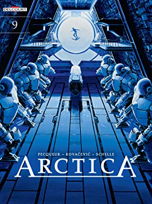 Arctica Tome 9: Black Commando