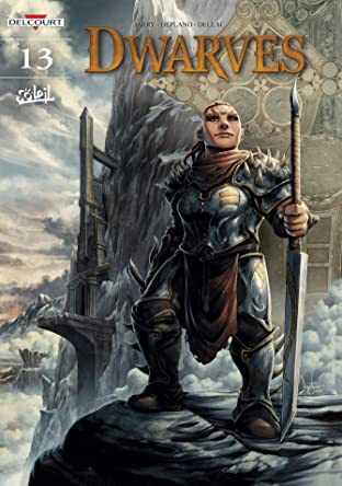 Dwarves Vol. 13: Fey of the temple