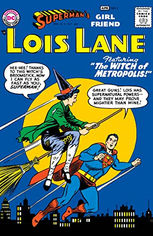 Superman's Girl Friend Lois Lane (1958-1974) #1