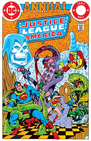 Justice League of America (1960-1987) Annual No.1
