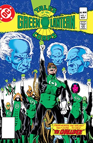 Tales of the Green Lantern Corps (1981-1987) No.1