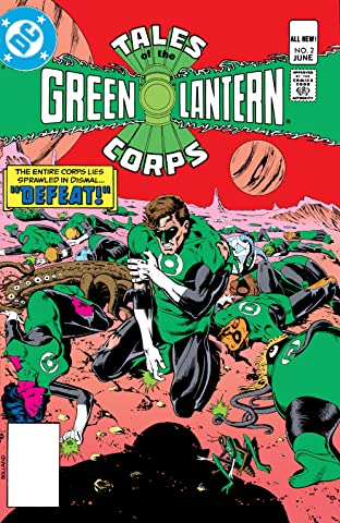 Tales of the Green Lantern Corps (1981-1987) No.2